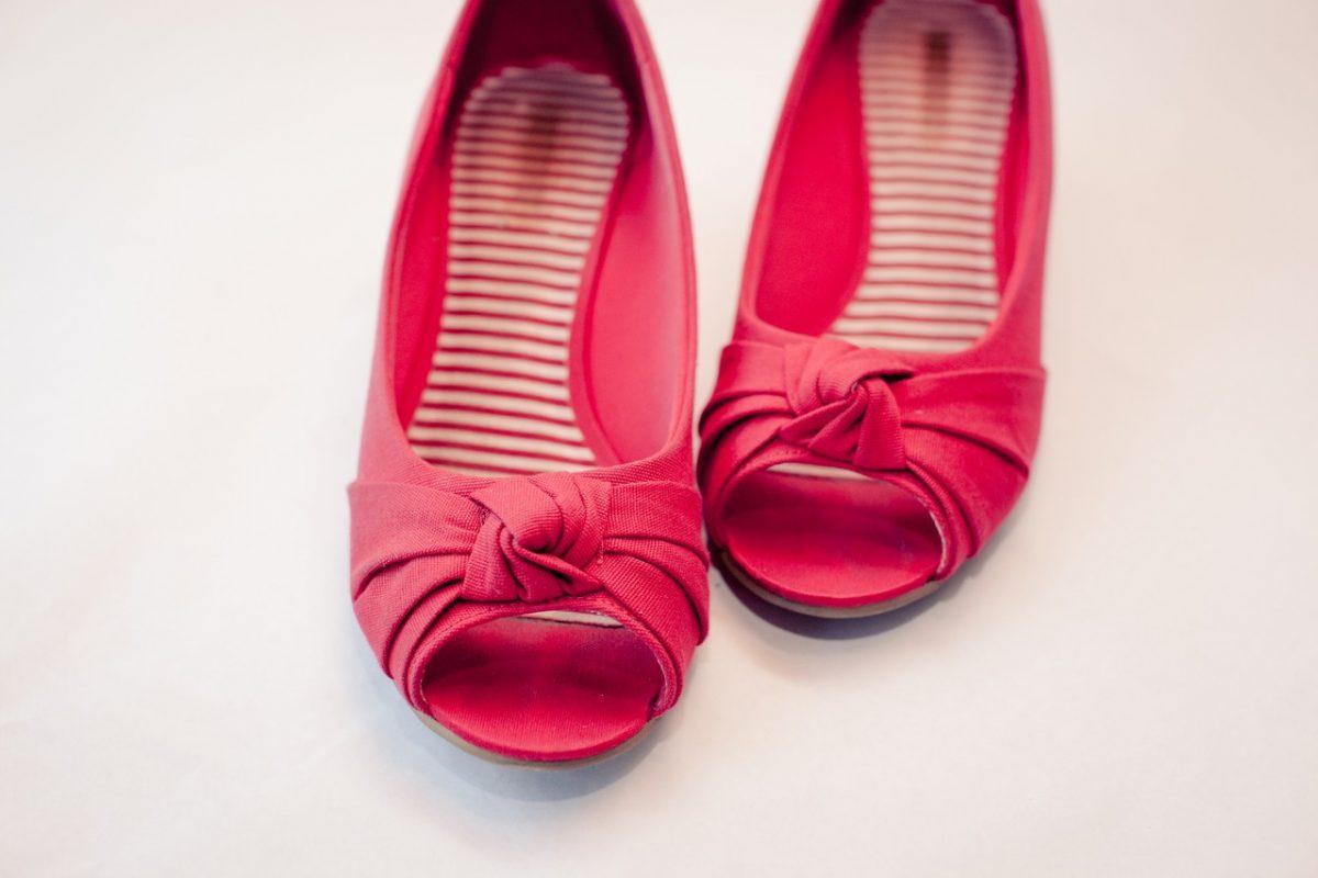 Buty bez sznurowadeł