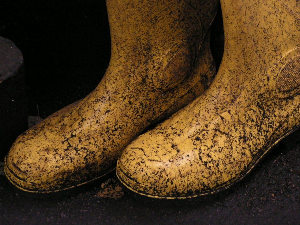 Cechy butów na ciężką pogodę
